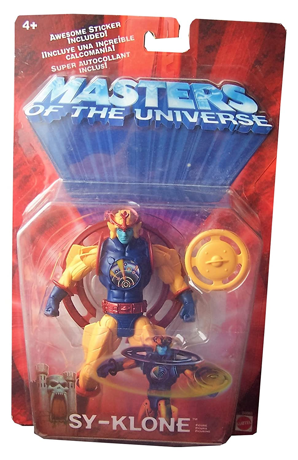 MASTERS OF THE THE OF UNIVERSE 200X Action-Figur SY-KLONE 63f4b4