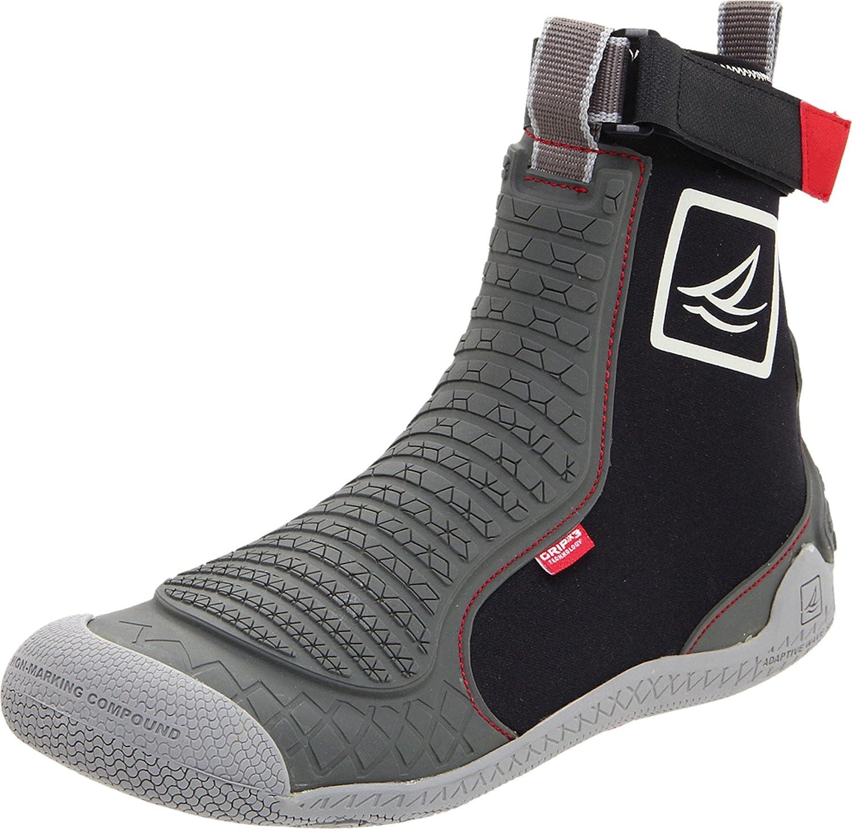 Sperry Top-Sider Men's Seahicker Gripx3 Boat Shoe B0058ZCTO2 7 D(M) US Black