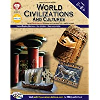 Mark Twain Media   World Civilizations and Cultures Workbook   5th–8th Grade, 96pgs (World History)