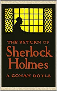 The Return of Sherlock Holmes (French Edition)