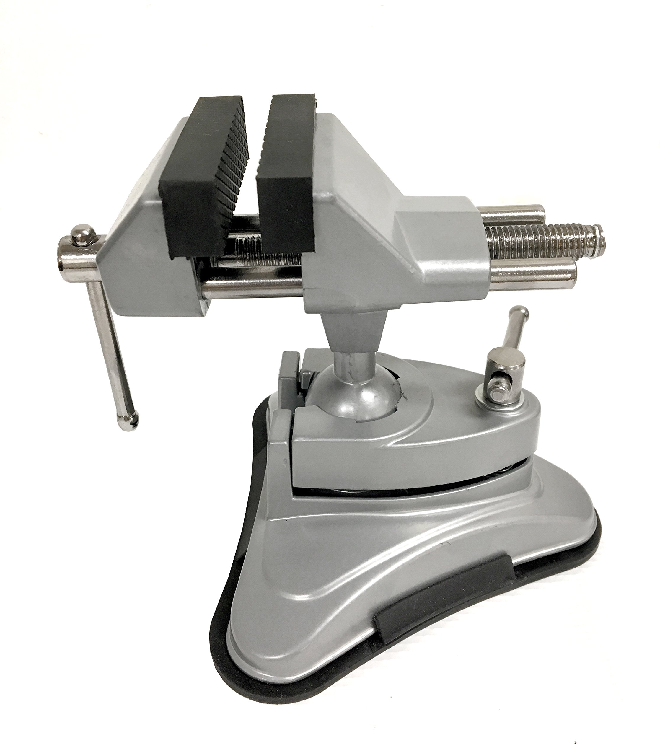 MaxWorks 80741 2-3/4'' Articulated Vacuum Bench Vise