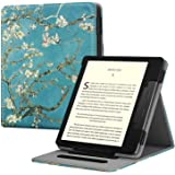 Fintie Flip Case for All-New Kindle Oasis (10th Generation, 2019 Release and 9th Generation, 2017 Release) - Multi Angle Hand