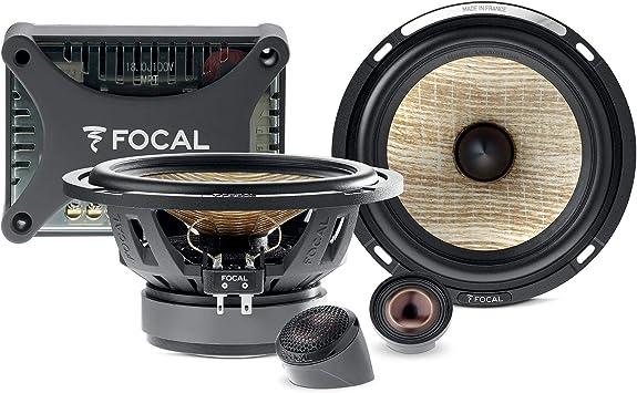 Focal Flax Evo Ps165fxe 2 Wege Compo 2 Wege 165 Mm Componenten Lautsprecher Speaker Navigation