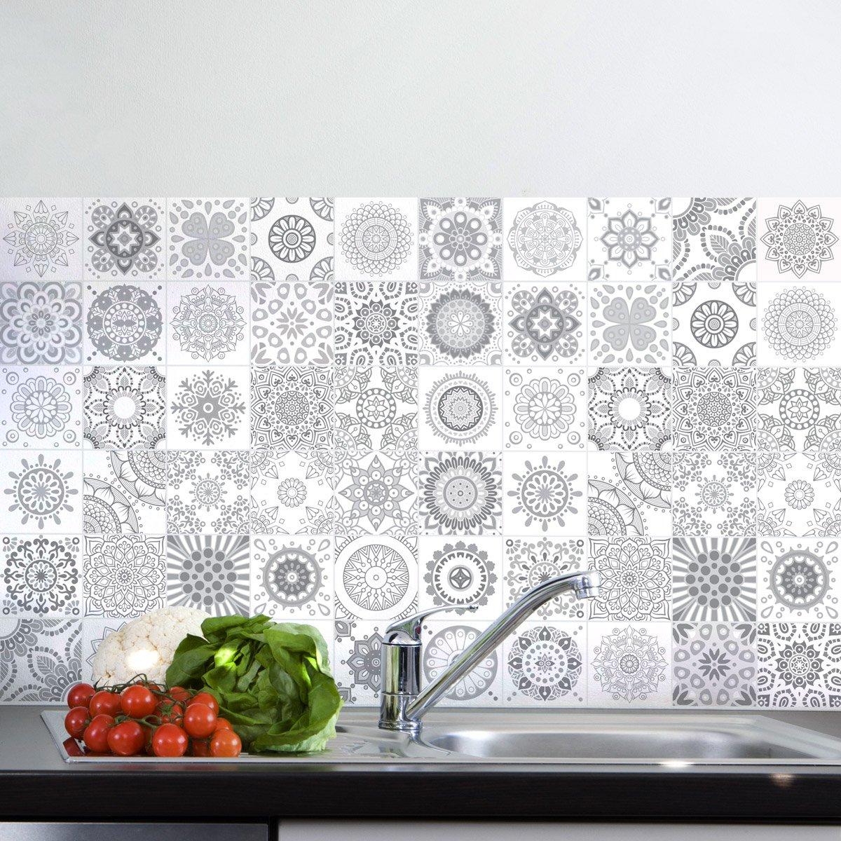 Stickers faience cuisine carreaux de 100 images for Carreaux de faience pour cuisine