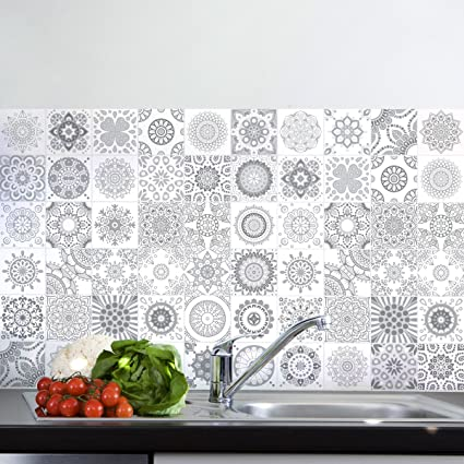 Ambiance 60 Stickers For Tiling