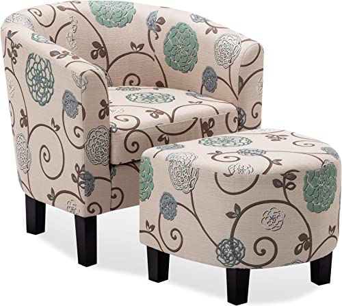 Deal of the week: BELLEZE Upholstered Modern Barrel Accent Tub Chair