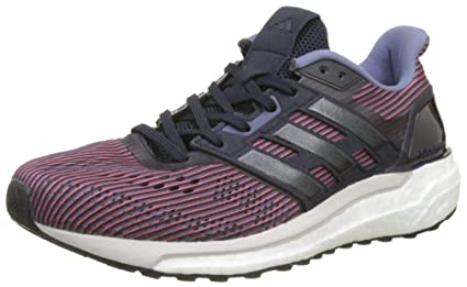 adidas Supernova, Zapatillas de Running para Mujer, Multicolor (Super Purple/Legend Ink