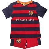 FCB Barcelona FC Oficial 2015/16Fútbol Kit para bebé Camiseta y Pantalones Cortos Set (Diversos tamaños a Elegir Entre.) Ideal para Ventilador de Cualquier Young.