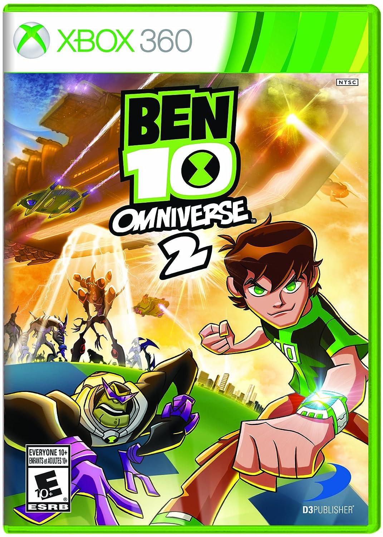 Ben 10 Omniverse 2 Xbox 360 Video Games