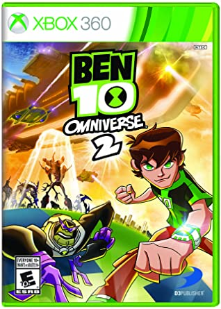 Amazon Com Ben 10 Omniverse 2 Xbox 360 Video Games