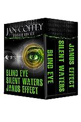 Jan Coffey Thriller Box Set: Three Complete Novels: Blind Eye, Silent Waters, Janus Effect Kindle Edition