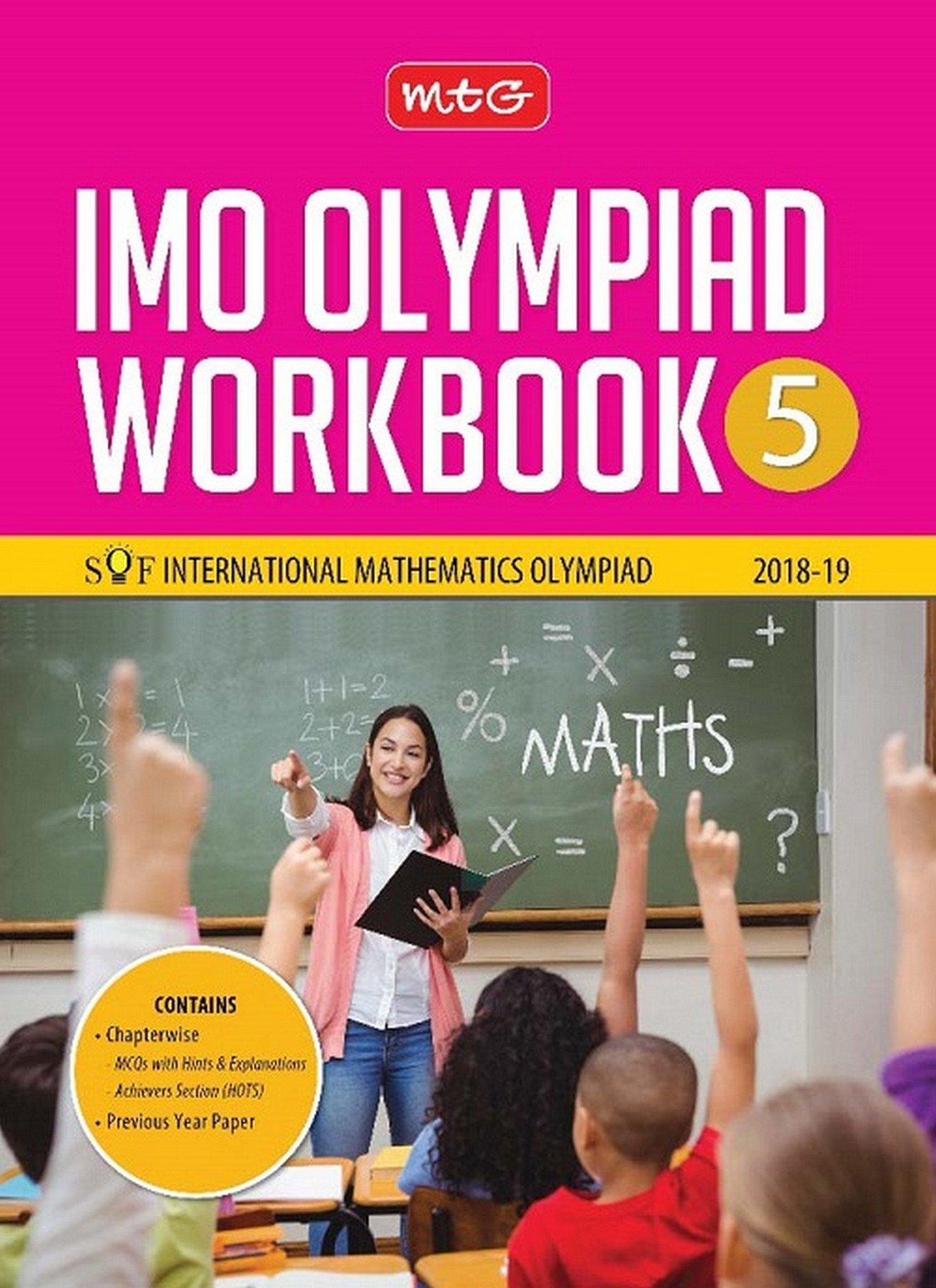 Buy International Mathematics Olympiad Work Book (IMO