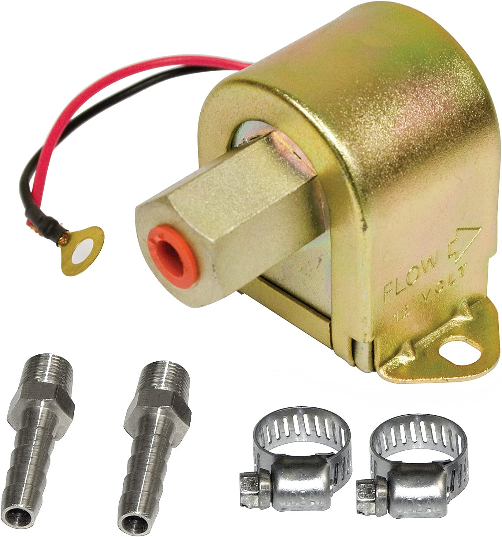 EMPI 41-2510-8 Electric Fuel Pump, Universal, 1.5-4 PSI VW Dune Buggy, Baja, Sand Rail
