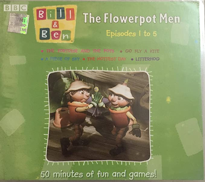 Image Unavailable & Amazon.in: Buy BILL AND BEN THE FLOWERPOT MEN DVD Blu-ray Online at ...