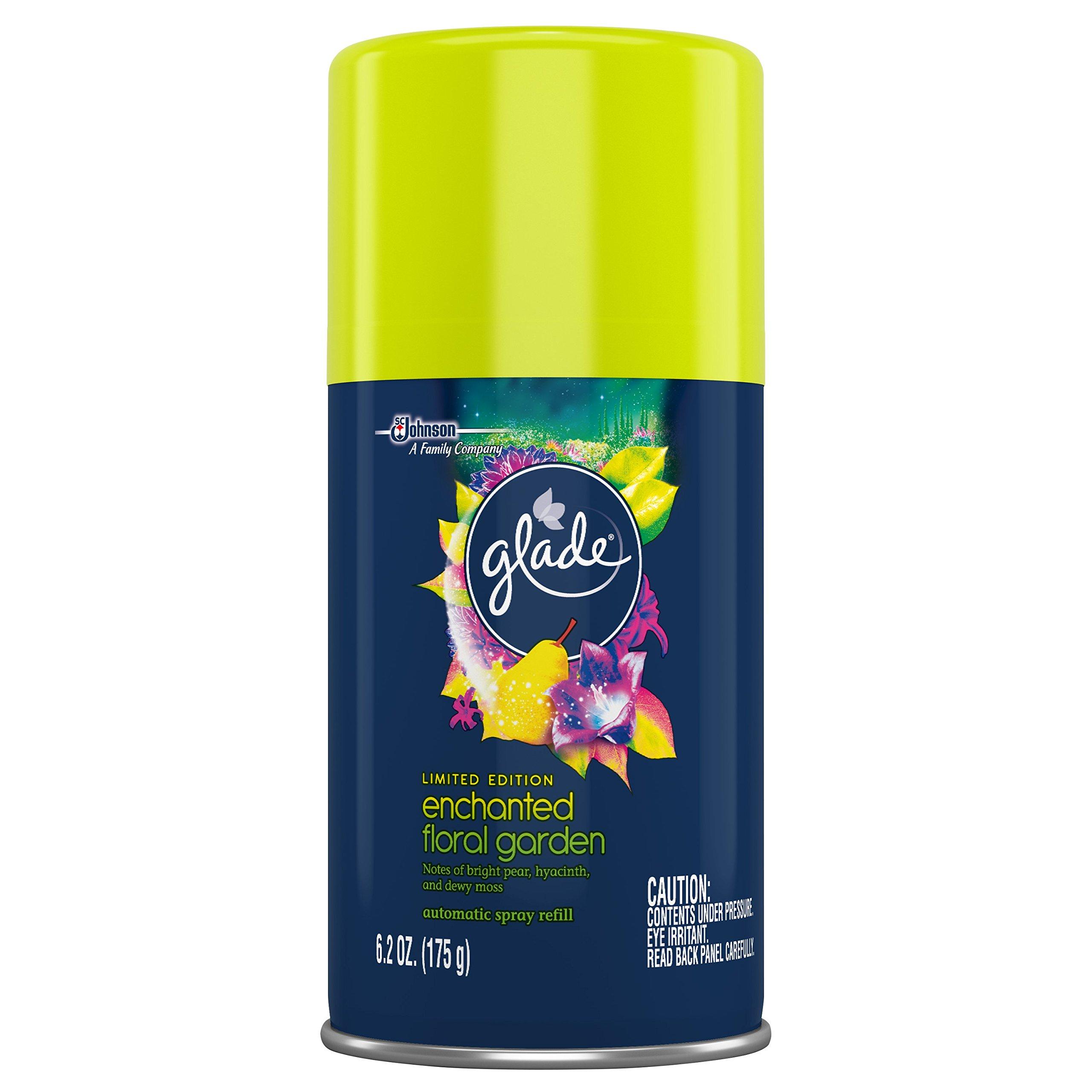 Amazon Com Glade Automatic Spray Refill Cashmere Woods