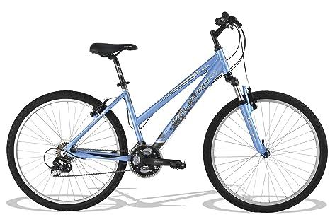 Canyon CMT608 - Bicicleta para Mujer, Cuadro 15 in, Color Rojo ...