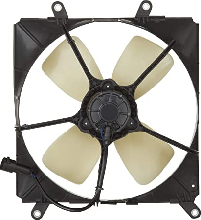 Spectra Premium CF18002 Engine Cooling Fan Assembly Fans & Parts ...
