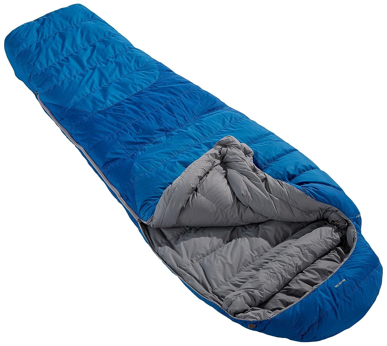 RAB Ascent 700 - Saco de Dormir Momia para Acampada, Color Azul, Talla Left Zip: Amazon.es: Deportes y aire libre