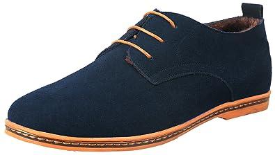f454c2f9b12e7 Chaussures à lacets Ilovesia marron Casual homme Vente Pas Cher Expédition  Bas I1lFd