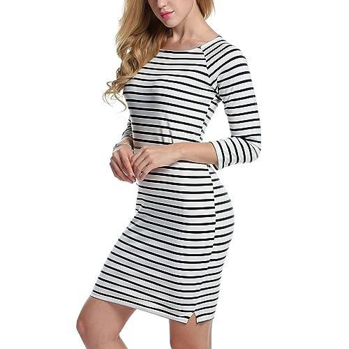Damen Kleider Sportlich: Amazon.de