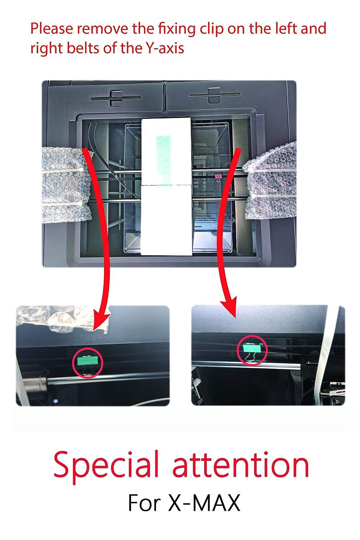 QIDI TECH Impresora 3D de grado industrial inteligente de gran ...