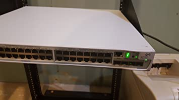 Lot of 2*3Com SuperStack 3 4500PWR 3CR17572-91 Network Switches 10//100 50-Port
