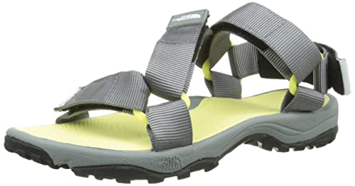 177a9069c75815 The North Face W Litewave, Sandali Sportivi Donna, Grigio (Monument  Grey/Chiffon Yellow), 36: Amazon.it: Scarpe e borse