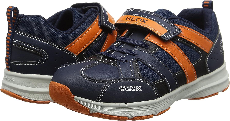 Geox Boys J Fly a Low-Top Sneakers