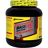 MuscleBlaze Mass Gainer PRO with Creapure - 1 kg (Chocolate)