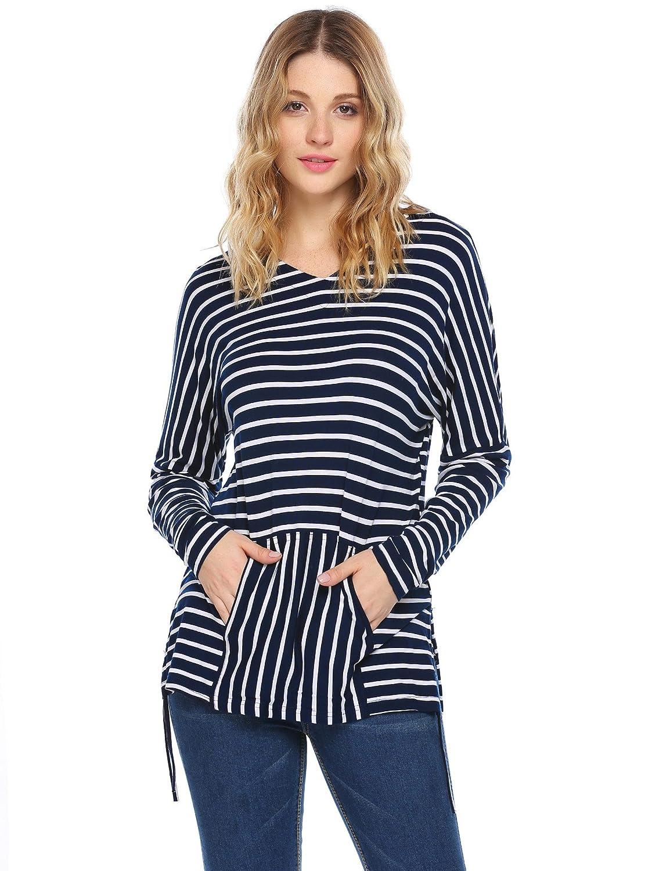 9d8fd0b8fc7 Fantasie Serene Underwire Full Cup Bra (2231). Now  27.99 60.99. Zeagoo  Women s Cotton Hoodie Long Sleeve Pocketed Stripe Comfy Sweatshirt Chic  Blouse