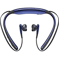 Samsung Level U Bluetooth Stereo Headset Flexible Joint With Neckband ( Blue )