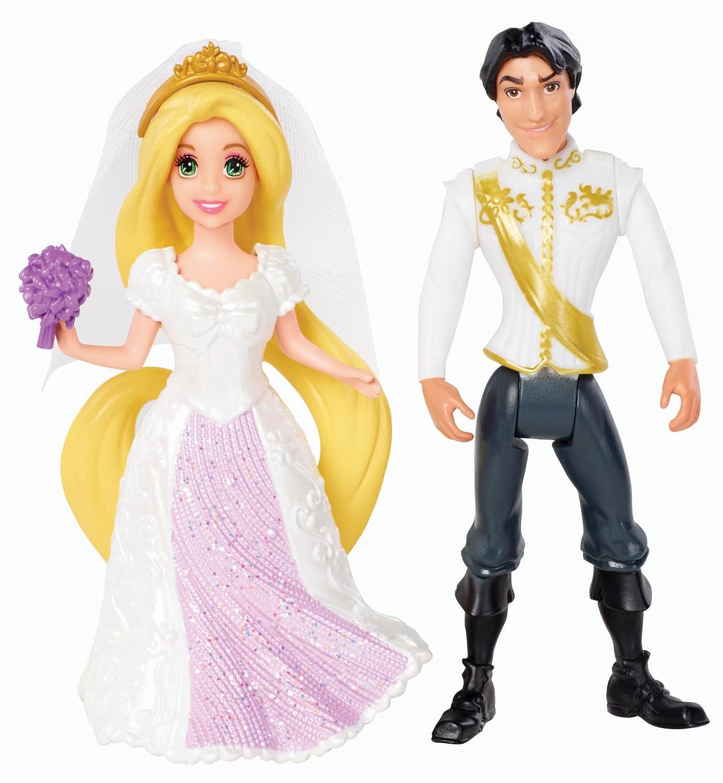 Amazon.com: Disney Princess Little Kingdom Magiclip Rapunzel ...