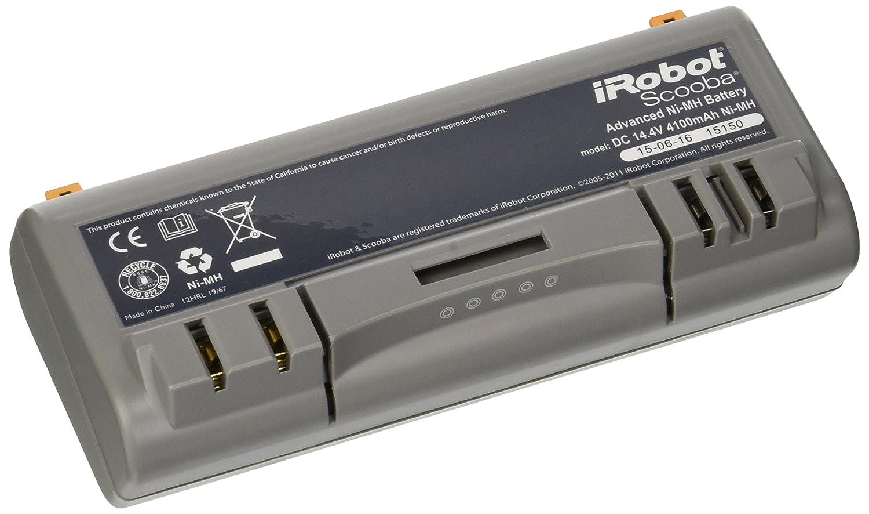 iRobot Scooba Robot vacuum Batería: Amazon.es: Electrónica