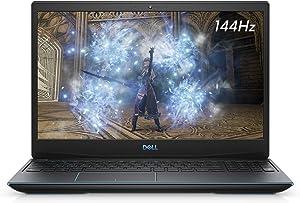Dell Gaming G3 15 3500, 15.6 inch FHD Laptop - Intel Core i5-10300H, 8GB DDR4 RAM, 512GB SSD, NVIDIA GeForce GTX 1650 Ti 4GB GDDR6 , Windows 10 Home - Eclipse Black (Latest Model)