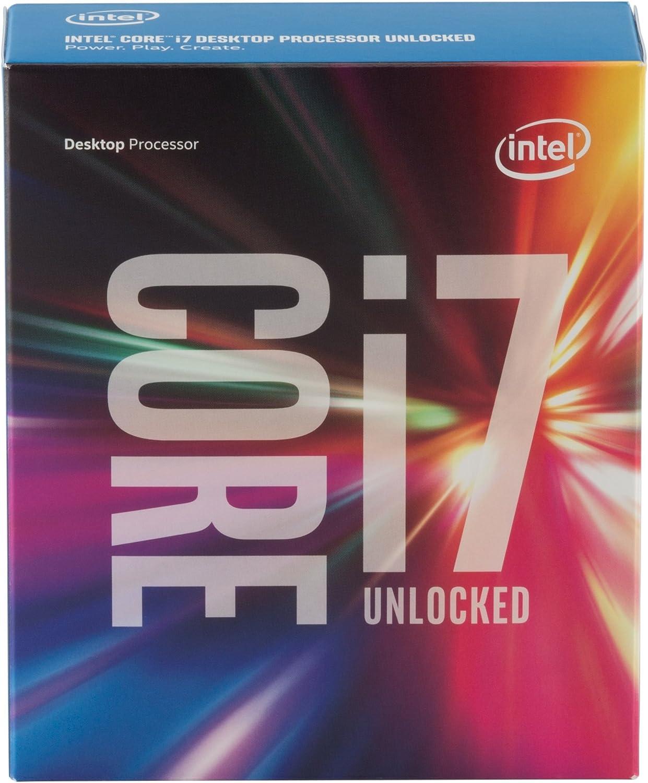 Socket LGA 1151 Intel BX80662I76700K 4512 Core i7 6700K 4.00 GHz Unlocked Quad Core Sky Lake Desktop Processor