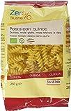 Zer% Glutine Fusilli con Quinoa - 250 gr - [confezione da 4]