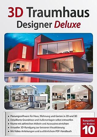 3D Traumhaus Designer Deluxe   Ideal Für Die Architektur, Haus, Wohnplaner,  Garten