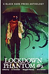 PHANTOM #2: Lockdown Supernatural Fantasy Kindle Edition