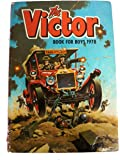 The Victor Book for Boys 1978 (Annual)
