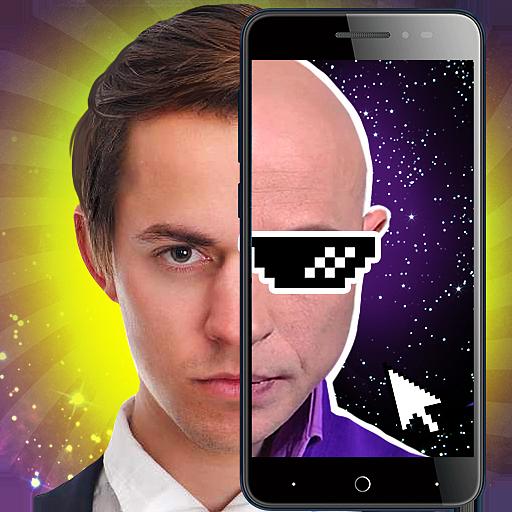 Druzhko. HYPE PHOTO EDITOR - Face Mems