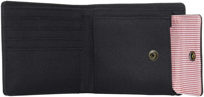 Herschel Roy Plus Coin XL RFID Wallet Black