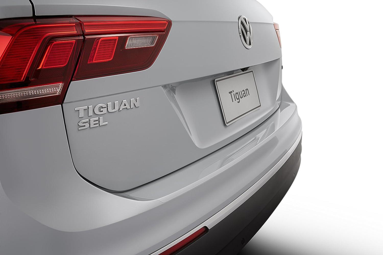 2018-2019 VW Volkswagen Tiguan Rear Bumper & Door Cup Paint Protection Film OEM