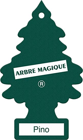 Arbre Magique PER90502 Deodorante Auto, Fragranza Pino