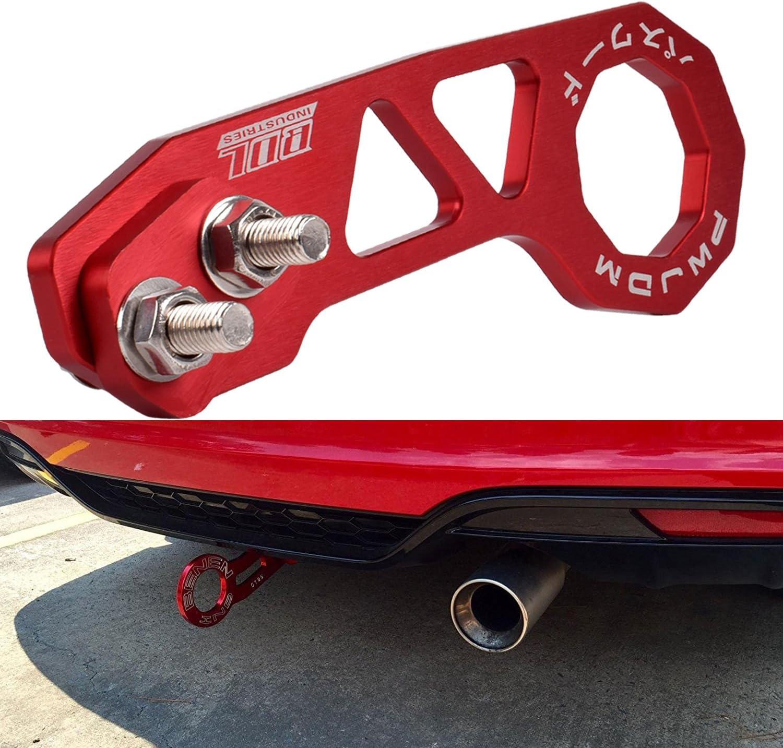 Anillo de gancho de remolque remolque del estirón Ojo Gancho De Remolque Loop Para Chevrolet Captiva 2011 /< 2015