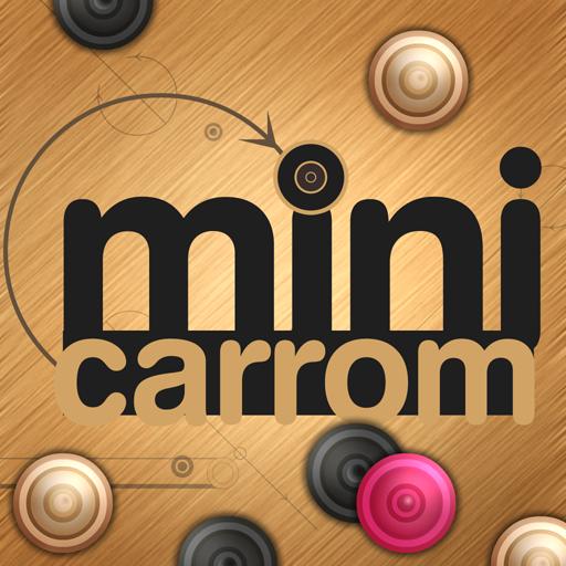 - Mini Carrom