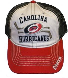 sale retailer 86401 53155 Carolina Hurricanes Slouch Strap Reebok Hat - Osfa - ET75Z