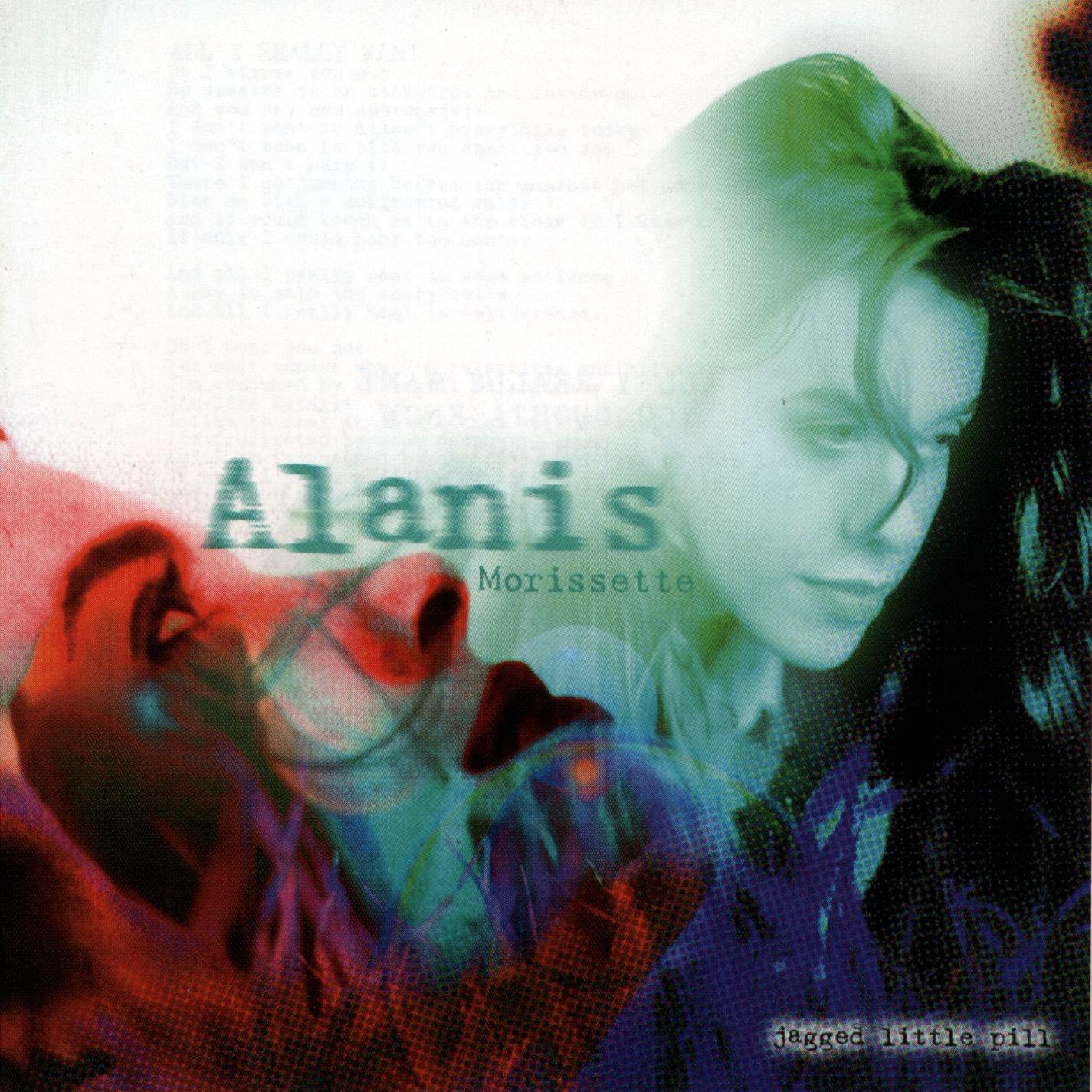Vinilo : Alanis Morissette - Jagged Little Pill (180 Gram Vinyl)