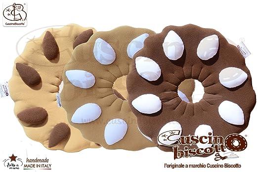 Cojín Galleta Bundle Color Tris guirnalda (Classic, cacao ...