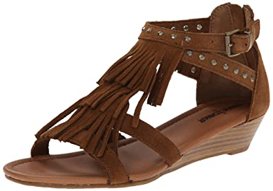 Minnetonka Women s Monaco Wedge Sandal 464aefa81
