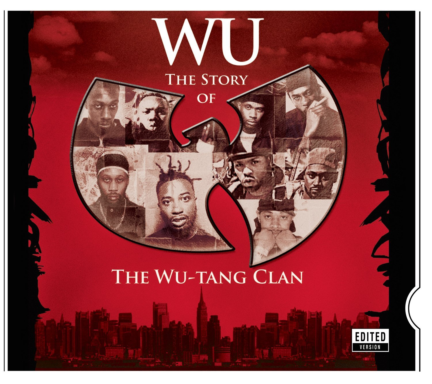 Wu: the Story of the Wu-Tang (Eco- Friendly Packacing)(Clean)